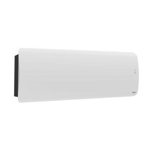Radiateur HEKLA modèle plinthe 1500W Blanc SAUTER - Gedimat.fr