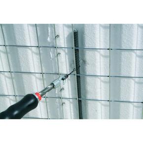 Lieur automatique pour liens métalliques à boucles TORNADO - Gedimat.fr