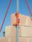 Poteau d'angle galvanisé long.3m - Gedimat.fr