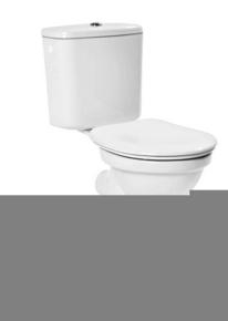 Pack WC NORMUS sortie horizontale Long.37,5cm Haut.78,5cm larg.68cm Coloris Blanc - Gedimat.fr