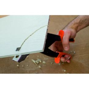 Grignoteuse manuelle pour bardage fibres ciment CROCOCUT - Gedimat.fr