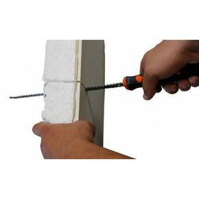 Scie à guichet avec double denture 250mm CROCOPLAC II - Gedimat.fr