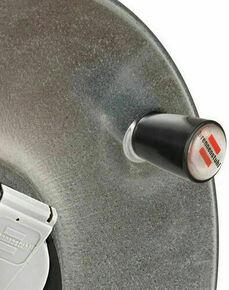 Enrouleur électrique Silver S 25m de câble H07RN-F 3G1,5 avec 4 prises à clapet (IP44, Cablepilot, câble rouge), Fabrication Française - Gedimat.fr