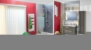 Mitigeur lavabo petit modèle MY CUBE HANSGROHE chromé - Gedimat.fr