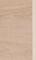 Bloc-porte alvéolaire KREATION huisserie cloison de 71mm à 98mm Chêne clair gauche droit - 204x73cm - serrure 3 points - Gedimat.fr