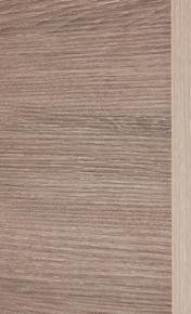 Bloc-porte KREATION alvéolaire huisserie pose fin de chantier cloison de 71mm à 98mm coloris Chêne foncé haut.2,04m larg.93cm poussant droit - Gedimat.fr