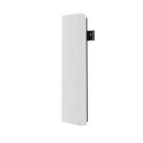 Radiateur HEKLA modèle Vertical coloris Blanc 1500W SAUTER - Gedimat.fr