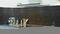 """Plaquette de parement LAVA format """"Z"""" 15x55-60x1-2 cm Coloris ardoise - Gedimat.fr"""