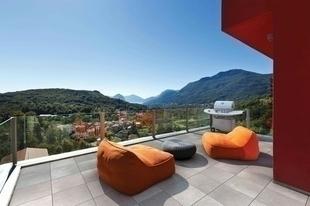 Dalle Gedidalle pour terrasse ou piscine ép. 2.5cm larg. 50cm long. 50cm - Gedimat.fr