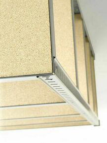 Etagère métal-bois clipsable charge lourde - Gedimat.fr