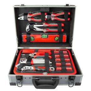 Valise alu 110 outils FISCHER DAREX - Gedimat.fr