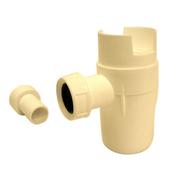 Siphon entonnoir plastique diam.32mm - Poutre béton armé RAID 7 larg.10cm haut.7cm long.4,20m - Gedimat.fr