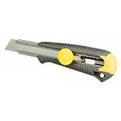 Cutter corps élastomère guide inox lame 18mm - Taloche pointue en ABS 18x27cm - Gedimat.fr