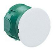 Boîte à encastrer pour maçonnerie pour applique LEGRAND Batibox diam.40mm prof.40mm - Modulaires - Boîtes - Electricité & Eclairage - GEDIMAT
