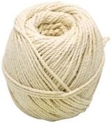 Cordeau coton câblé diam.2mm pelote de 100g environ 49m coloris Blanc - Bombe traceur de chantier 500 ml fluo rouge - Gedimat.fr