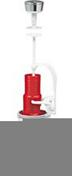 Ensemble mécanisme double chasse 3/6L à câble et robinet latéral pour réservoir de chasse - WC - Mécanismes - Salle de Bain & Sanitaire - GEDIMAT