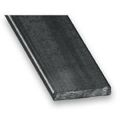 Profilé acier plat 30mm acier laminé à chaud ép.4mm long.2m - Profilés - Tôles - Fers - Quincaillerie - GEDIMAT