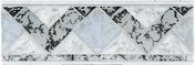 Listel carrelage pour mur en faïence TRAMA larg.6,5cm long.25cm coloris grigio - Modénature perforée pour enduits grattés avec jonc PVC coloris 314 marron long.3m ép.10mm - Gedimat.fr