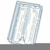 Tuile de verre DELTA 10 long.44,3cm larg.27,5cm - Tuiles et Accessoires - Couverture & Bardage - GEDIMAT