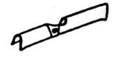 Piton à bascule - Accessoires plafonds - Isolation & Cloison - GEDIMAT