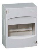 Coffret modulaire cache bornes blanc à équiper LEGRAND Drivia capacité 6 modules - Tableaux électriques - Electricité & Eclairage - GEDIMAT
