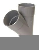 Culotte PVC d'évacuation d'eau usée NICOLL mâle-femelle diam.200mm angle 45° coloris gris - Poutre HERCULE section 35x12cm long.3,30m pour portée utile de 2.3 à 2.90m - Gedimat.fr