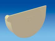 Fond de naissance à coller droit pour gouttière PVC de 25 coloris sable - Poutre VULCAIN section 20x30 cm long.3,00m pour portée utile de 2.1 A 2.60m - Gedimat.fr