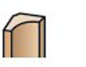 Moulure d'angle mélaminé créatif ép.8mm larg.2,8cm long.2,60m pin de Chine - Lambris - Revêtements décoratifs - Revêtement Sols & Murs - GEDIMAT