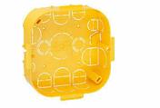 Boîte de dérivation électrique à encastrer carrée LEGRAND BATIBOX pour cloison creuse dim.115x115mm prof.40mm. - Modulaires - Boîtes - Electricité & Eclairage - GEDIMAT