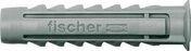 Cheville à expansion nylon pour matériaux pleins FISCHER SX diam.8mm long.40mm en boîte de 100 pièces - Panneau roulé doublé de laine de verre ULTRACOUSTIC nu ép.45mm larg.0.60m long.8.00m - Gedimat.fr
