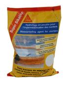 Hydrofuge en poudre SUPER SIKALITE dose de 1kg - Porte de service isolante DIEPPE en PVC droite poussant haut.2,00m larg.80cm - Gedimat.fr