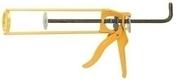 Pistolet squelette pour cartouches colle/mastic - Clou Hema 90K pour béton cellulaire - Gedimat.fr