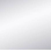Miroir argent adhésif bords polis ép.3mm 10x10cm - Armoires de toilette et Accessoires - Salle de Bains & Sanitaire - GEDIMAT