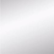 Miroir argent carré adhésif bords polis ép.4mm 45x45cm - Armoires de toilette et Accessoires - Salle de Bains & Sanitaire - GEDIMAT