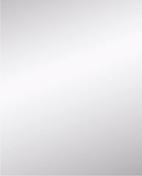 Miroir argent rectangulaire adhésif bords polis ép.4mm larg.60cm long.75cm - Armoires de toilette et Accessoires - Salle de Bains & Sanitaire - GEDIMAT