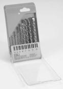 Foret béton usage industrie diam.3-4-5-6-7-8-9-10mm coffret plastique 8 pièces - Barre de seuil à fixation invisible multi niveaux HARMONY aluminium long.0,93m larg.41mm finition Métal Argent - Gedimat.fr