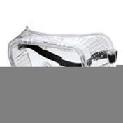 Lunette-masque de protection polycarbonate incolore - Lavabo EMILIE en porcelaine haut.60cm long.49cm blanc - Gedimat.fr
