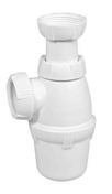 Siphon de lavabo Gamme BASIC plastique en sac - Kit VMC simple flux SIMPLY'AIR 4S hygro - Gedimat.fr