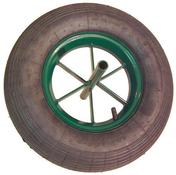 Roue gonflée diam.400mm pour brouette - Bétonnières - Brouettes - Malaxeurs - Outillage - GEDIMAT