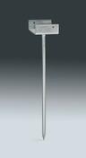 Rehausse de latte à clou galvanisé à chaud larg.4cm long.26cm - Closoirs - Couverture & Bardage - GEDIMAT