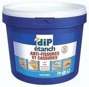 Anti fissures et cassures DIP ETANCH coloris gris 2,5L - Etanch�it� de couverture - Mat�riaux & Construction - GEDIMAT