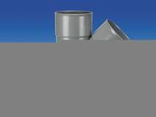 Culotte d'évacuation en PVC à 45° mâle-femelle diam.140mm - Panneau de particule STD (standard) ép.16mm larg.2,07m long.2,80m - Gedimat.fr