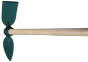 Serfouette forgée panne et langue haut.30cm - Bois Massif Abouté (BMA) Sapin/Epicéa non traité section 60x200 long.12m - Gedimat.fr
