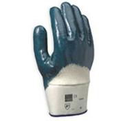 Gant support coton enduit nitrile taille 10 bleu - Fronton de rive ronde pour faîtière cylindrique de 40cm TERREAL coloris rouge - Gedimat.fr