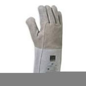 Gant cuir croûte de bovin manchette longue taille 10 gris - Poutre VULCAIN section 12x40 cm long.4,00m pour portée utile de 3,1 à 3,60m - Gedimat.fr