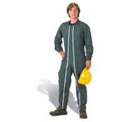 Combinaison de travail double fermeture à glissières taille 0 vert sapin - Protection des personnes - Vêtements - Outillage - GEDIMAT
