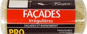 Manchon polyamide méché pour rouleau façades irrégulières larg.180mm diam.48 - Poutre en béton précontrainte PSS LEADER section 20x20cm long.2,50m - Gedimat.fr