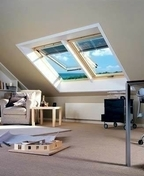 Fenêtre confort VELUX GHU MK06 type 0076 haut.118cm larg.78cm - Fenêtre confort VELUX GGU MK04 type 0076 haut.98cm larg.78cm - Gedimat.fr