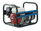 Groupe électrogène de chantier 3000W HX 3000 moteur Honda - Groupes électrogènes - Outillage - GEDIMAT
