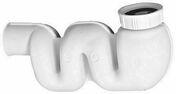 Siphon de lavabo Gamme CLASSIC plastique compact - Vidages - Cuisine - GEDIMAT